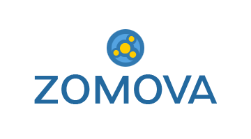 Logo for Zomova.com