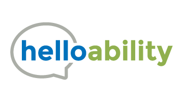 Logo for Helloability.com