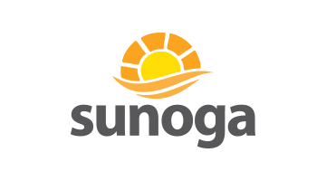 Logo for Sunoga.com