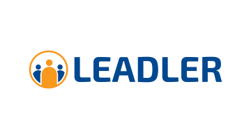 Logo for Leadler.com