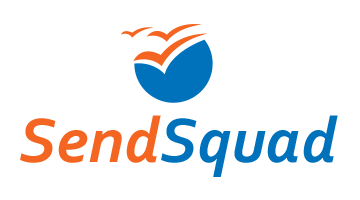Logo for Sendsquad.com