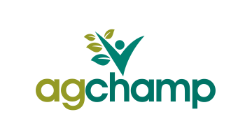 Logo for Agchamp.com