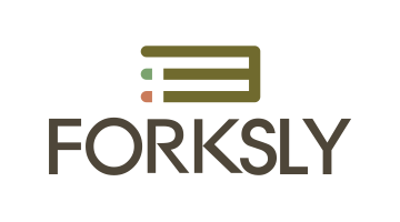 Logo for Forksly.com