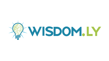 Logo for Wisdom.ly
