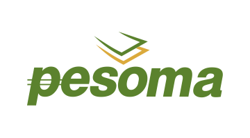 Logo for Pesoma.com