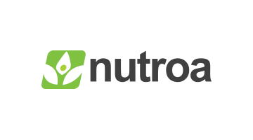 Logo for Nutroa.com