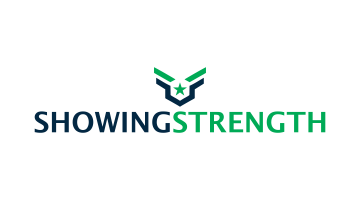 Logo for Showingstrength.com