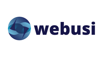 Logo for Webusi.com