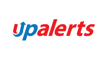 Logo for Upalerts.com