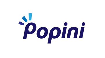 Logo for Popini.com