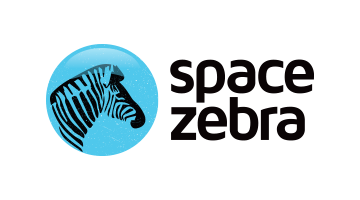 Logo for Spacezebra.com