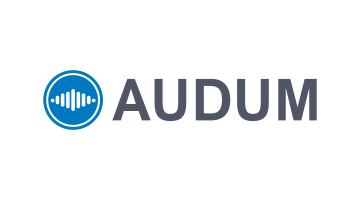 Logo for Audum.com