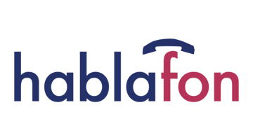 Logo for Hablafon.com