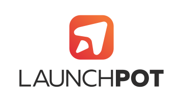 Logo for Launchpot.com