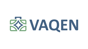 Logo for Vaqen.com