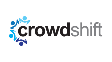 Logo for Crowdshift.com
