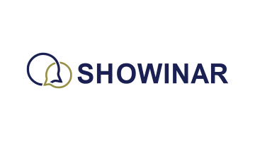 Logo for Showinar.com