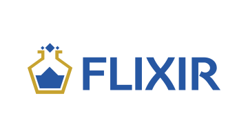 Logo for Flixir.com