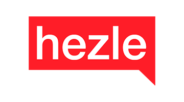 Logo for Hezle.com