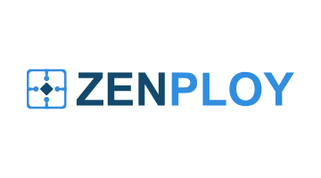 Logo for Zenploy.com