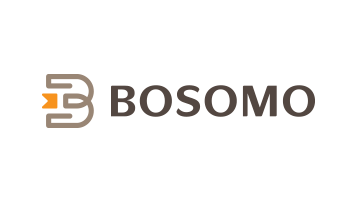 Logo for Bosomo.com