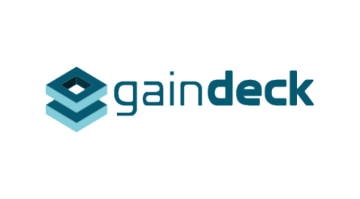 Logo for Gaindeck.com