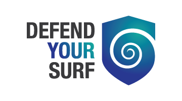Logo for Defendyoursurf.com