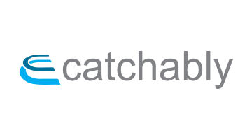 Logo for Catchably.com