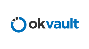 Logo for Okvault.com