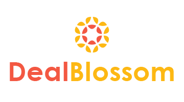 Logo for Dealblossom.com