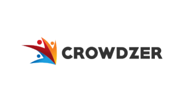 Logo for Crowdzer.com