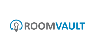 Logo for Roomvault.com