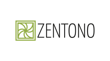 Logo for Zentono.com
