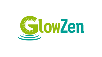 Logo for Glowzen.com