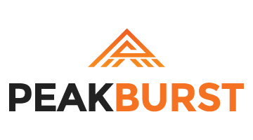 Logo for Peakburst.com