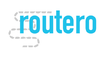 Logo for Routero.com
