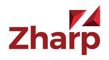 Logo for Zharp.com