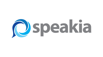 Logo for Speakia.com