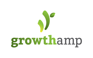 Logo for Growthamp.com
