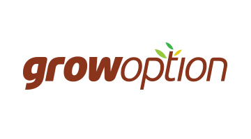 Logo for Growoption.com