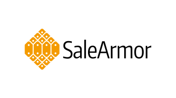 Logo for Salearmor.com