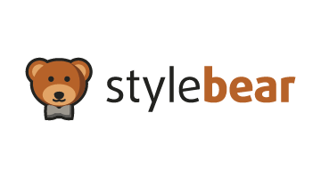 Logo for Stylebear.com