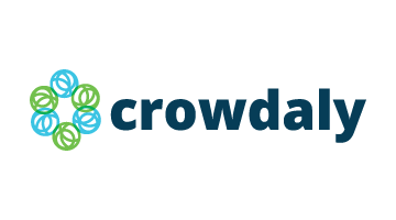 Logo for Crowdaly.com