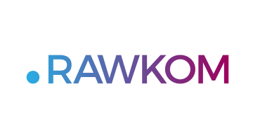 Logo for Rawkom.com