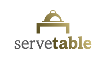 Logo for Servetable.com