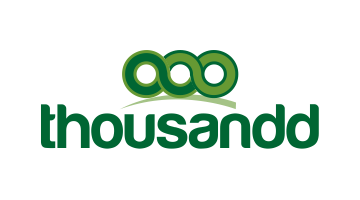 Logo for Thousandd.com