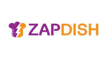Logo for Zapdish.com