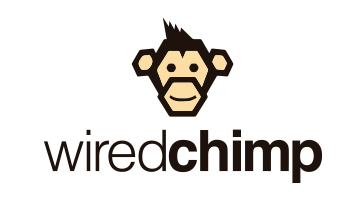 Logo for Wiredchimp.com