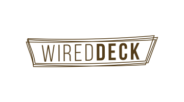 Logo for Wireddeck.com