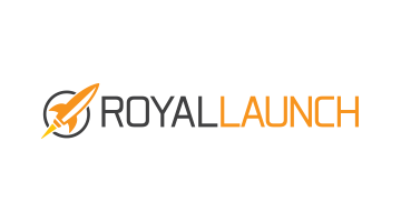 Logo for Royallaunch.com